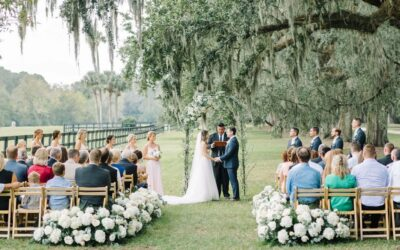 Carats & Cake ~ Whitney & Trent (Lowndes Grove)