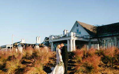 Wedding Row ~ Katelin & Daniel (Daniel Island Club)